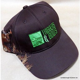 AJM International Triggers and Bows Promotional Cap