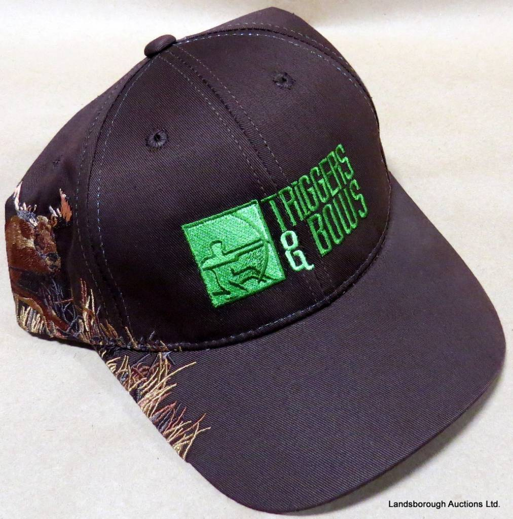 AJM International Triggers and Bows Promotional Cap - Triggers and Bows 44dc7577568