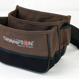 Champion Trapshooting Shell Pouch Brown/Black