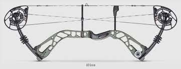 Bowtech Amplify 8-70# Package OD Green Right Hand