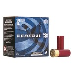"""Federal Game Load 12 Gauge 2 3/4"""" 1 1/4oz #6 Heavy Field (25 Rounds)"""