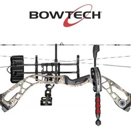 Bowtech Amplify 8-70# Breakup Country Package Left Hand