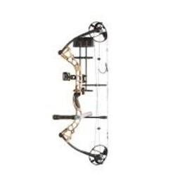 Diamond Archery Diamond Infinite Edge Pro 5-70# Breakup Country Package Left Hand Compound Bow