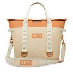 YETI Yeti International Hopper M30 Cooler Bag King Crab Orange