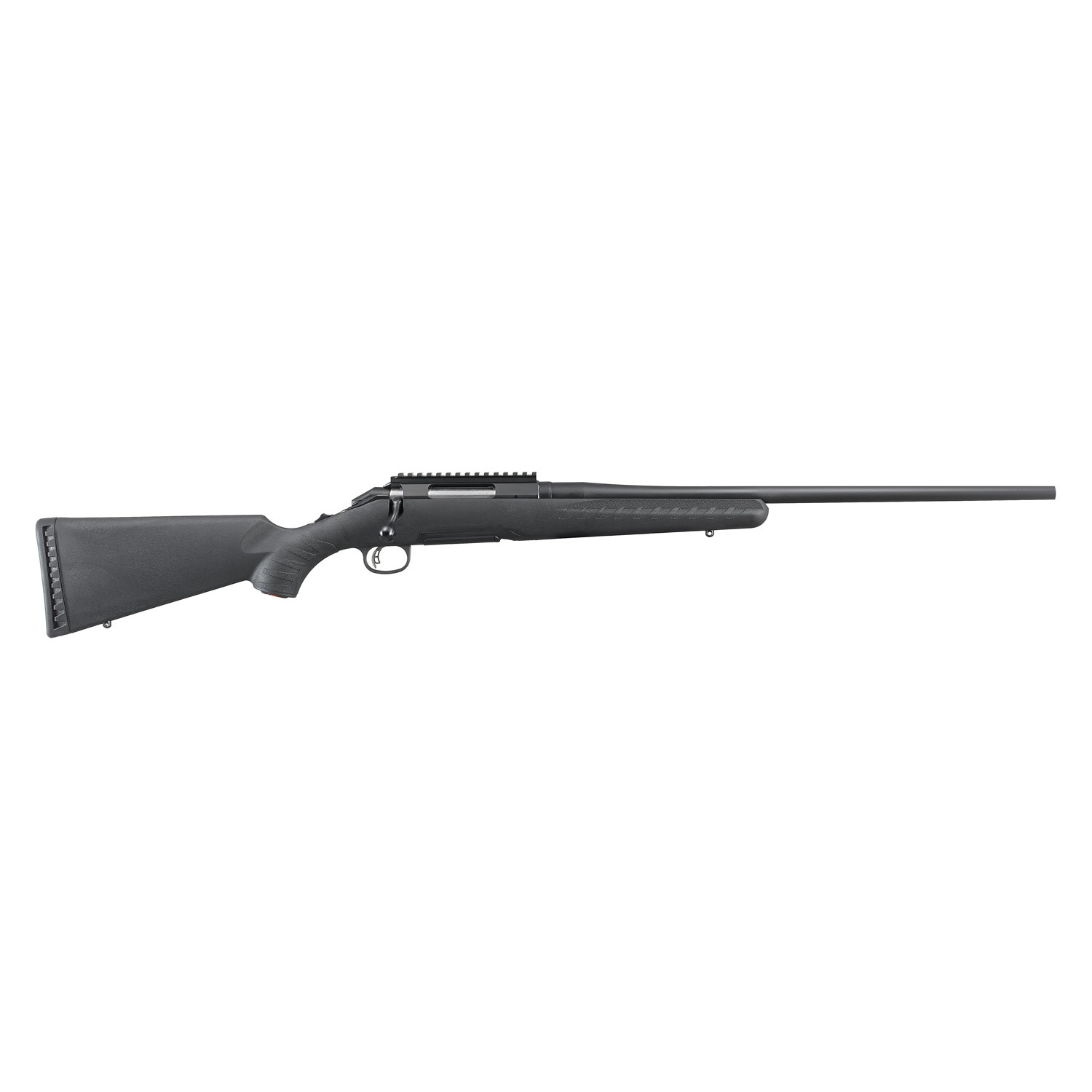 """Ruger American 243 Win 22"""" Barrel Black Synthetic Stock"""