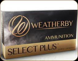 Weatherby Weatherby Select Plus 300 WBY Mag 180 Grain (20 Rounds)