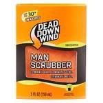 Dead Down Wind Man Scrubber Preloaded Soap Unscented 5 Fl Oz Resealable Storage Bag