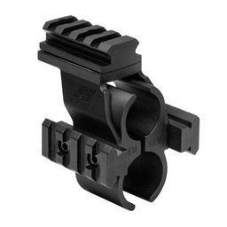 NcStar Shotgun Barrel Micro Dot Rail Mount (Remington 870)