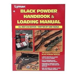 Lyman Lyman Black Powder Handbook & Loading Manual