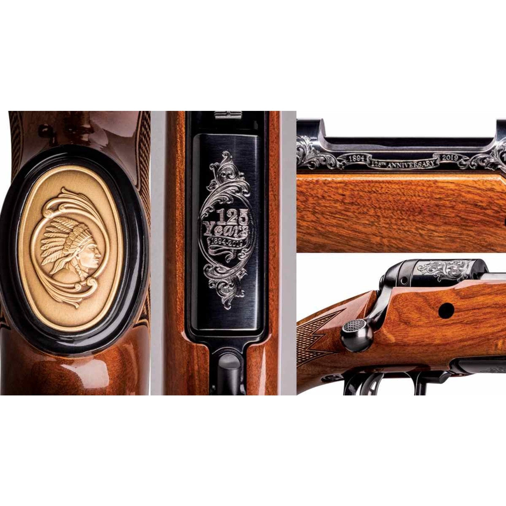 Savage 125th Anniversary M-110  American Black Walnut High Gloss - 1 of 1894
