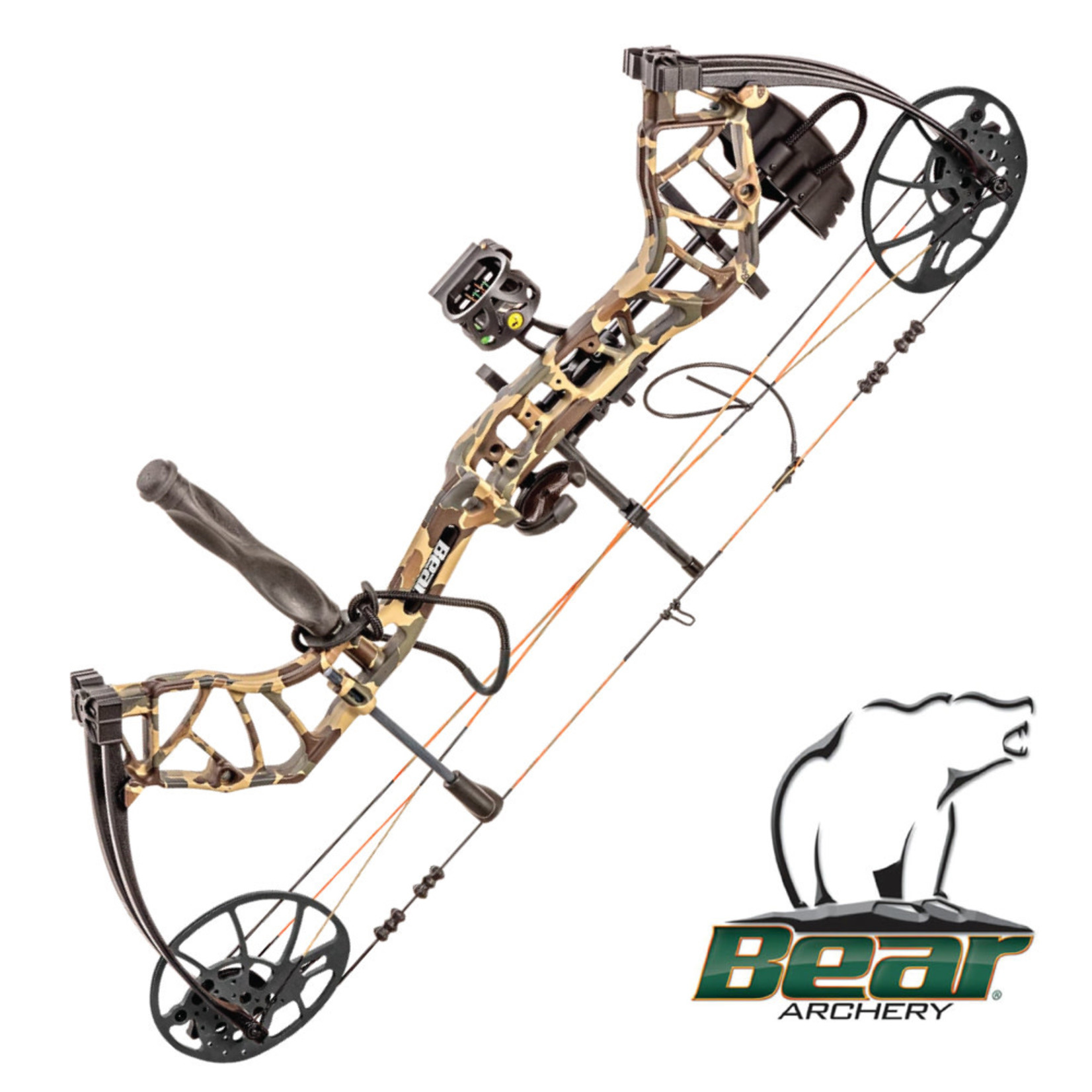Bear Archery Legit RTH Fred - Right Handed