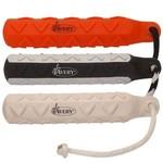 Avery Sporting Dog Hexa Bumper 6-Pack White Orange Flasher