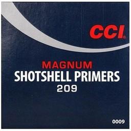 CCI CCI Magnum Shotshell Primers 209 (100 Primers)