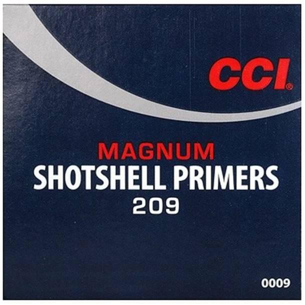 CCI CCI Magnum Shotshell Primers 209 (100 Count)