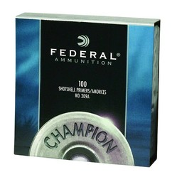 Federal Federal Champion Shotshell Primers No. 209A (100-Count)