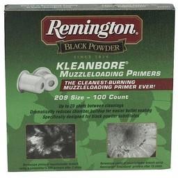 Remington Remington Black Powder Kleanbore Muzzleloading Primers 209 ML