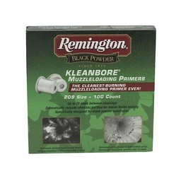 Remington Remington Black Powder Kleanbore Muzzleloading Primers 209 ML