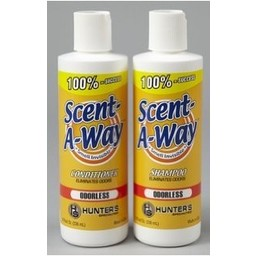 Hunter's Scent-A-Way Shampoo & Conditioner Value Pack