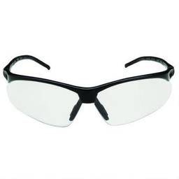 Champion Ballistic Shooting Glasses Half Frame Flex Wire/Mirror Lens
