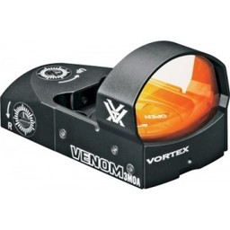 Vortex Venom Red Dot W/ Picatinny Rail Mount ( 3 MOA Bright Red)