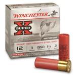 Winchester Super X High Velocity Steel Shot 12 Gauge (25 Rounds)