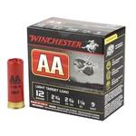 "Winchester AA 12 Gauge 2 3/4"" 1/8oz #9 Light Target Load (25 Rounds)"