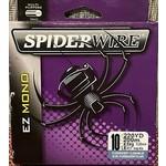 Spiderwire EZ Mono Fluorescent Clear/Blue