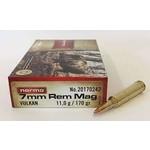 Norma 7mm Rem Mag. Vulkan 170 Grain ( 20 Rounds)
