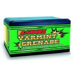 "Barnes Varmint Grenade 22 Cal. 224"" 36 Grain HP FB (250 Projectiles)"