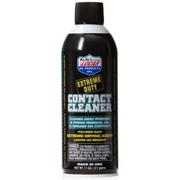 Lucas Extreme Duty Contact Cleaner 11oz.