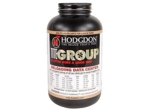 Hodgdon TiteGroup Powder 1lb