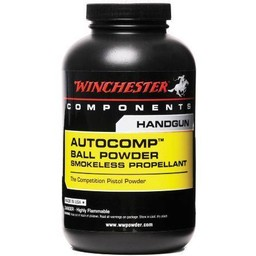 Winchester Winchester Components Autocomp Ball Powder