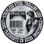 Old Timer Stainless Steel Trolling Line 30lbs (1000 Ft)