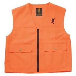 Browning Browning Safety Vest Blaze Orange 3XL
