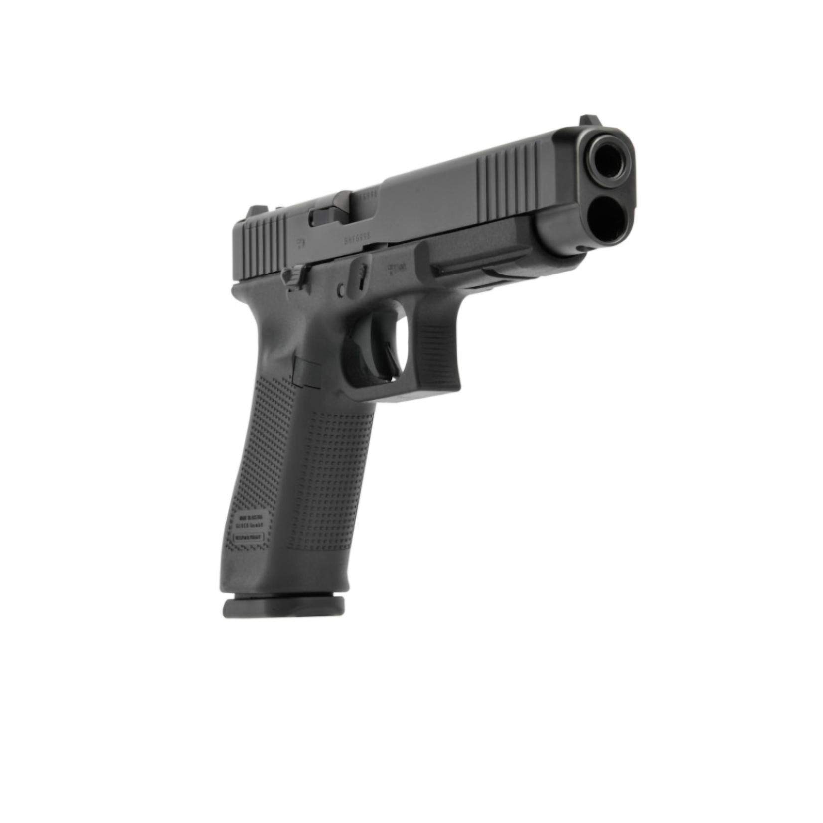 Glock 34 Gen 5 MOS 9mm Adjustable Sight w/ 3 Magazines