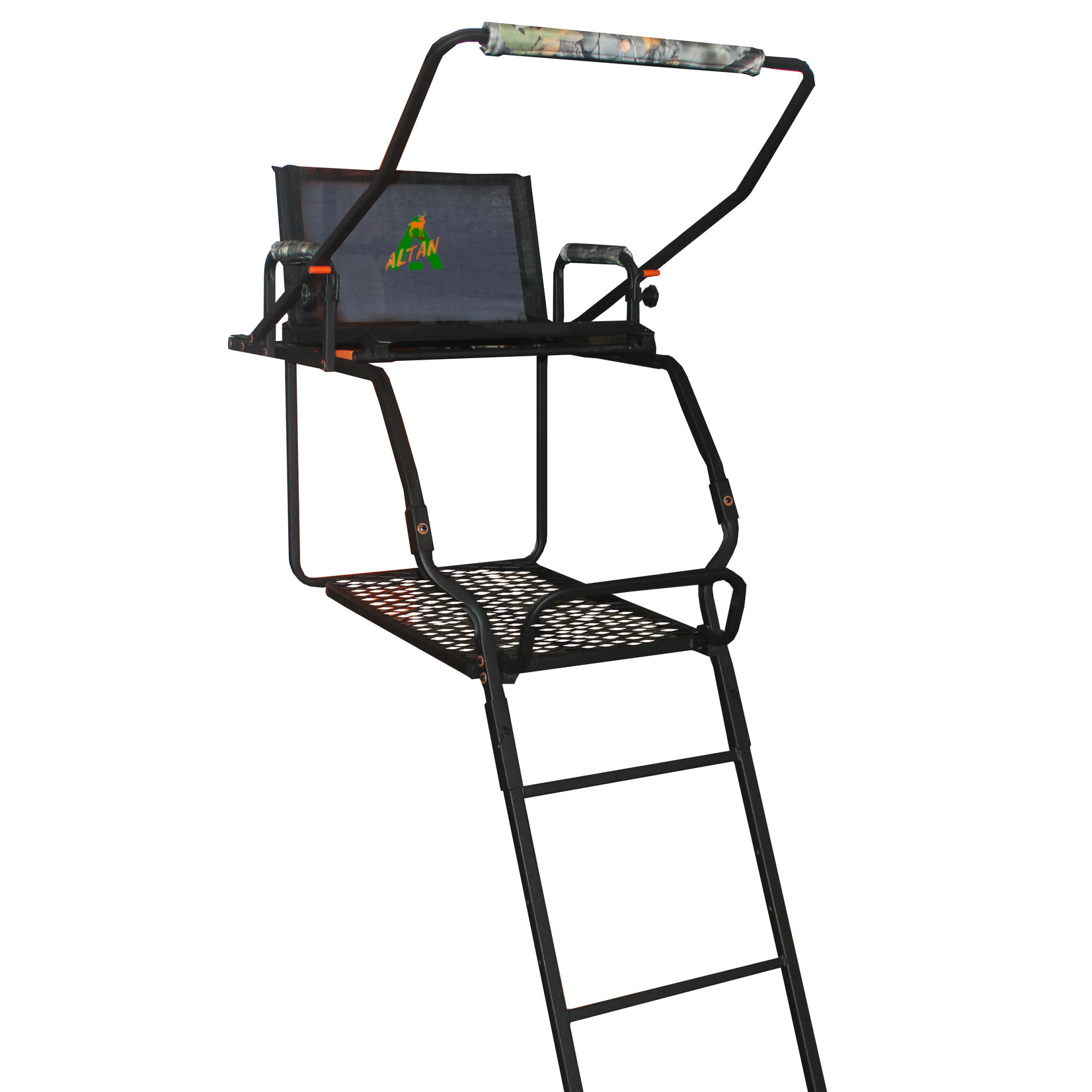 Altan Safe Outdoors Trophy Master 1.5 Person Tree Stand
