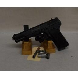 "USED Polish Tokarev TTK ""Sportowy"" Semi-Auto Handgun .22LR w/ 6 Aluminum Inserts"