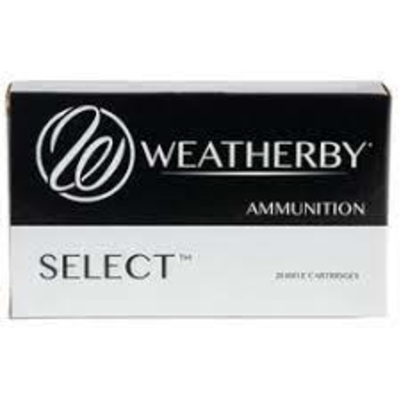 Weatherby  Select 300 Wby Mag 165 Grain Hornady Interlock (20 Rounds)