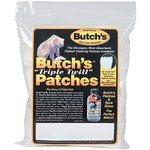 """Butch's Patches 270-35 Cal. 1 3/4"""" Square (750 Count)"""