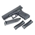 Umarex Glock 17 G4 Co2 Airgun .177 Cal 300 FPS w/ Bonus Backstraps