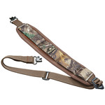 Butler Creek Comfort Stretch Rifle Sling w/ Swivels Realtree Xtra