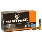 RWS Target Pistol 22 LR Sport Line 40 Grain (50 Rounds)