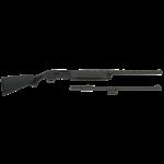 "Mossberg 930 12 Gauge Combo 3"" Chamber 28"" Vent Rib Barrel 24"" Rifled Sight Synthetic Stock"