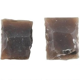 """Traditions English Flints 5/8"""" Hand Knapped (2-Pack)"""