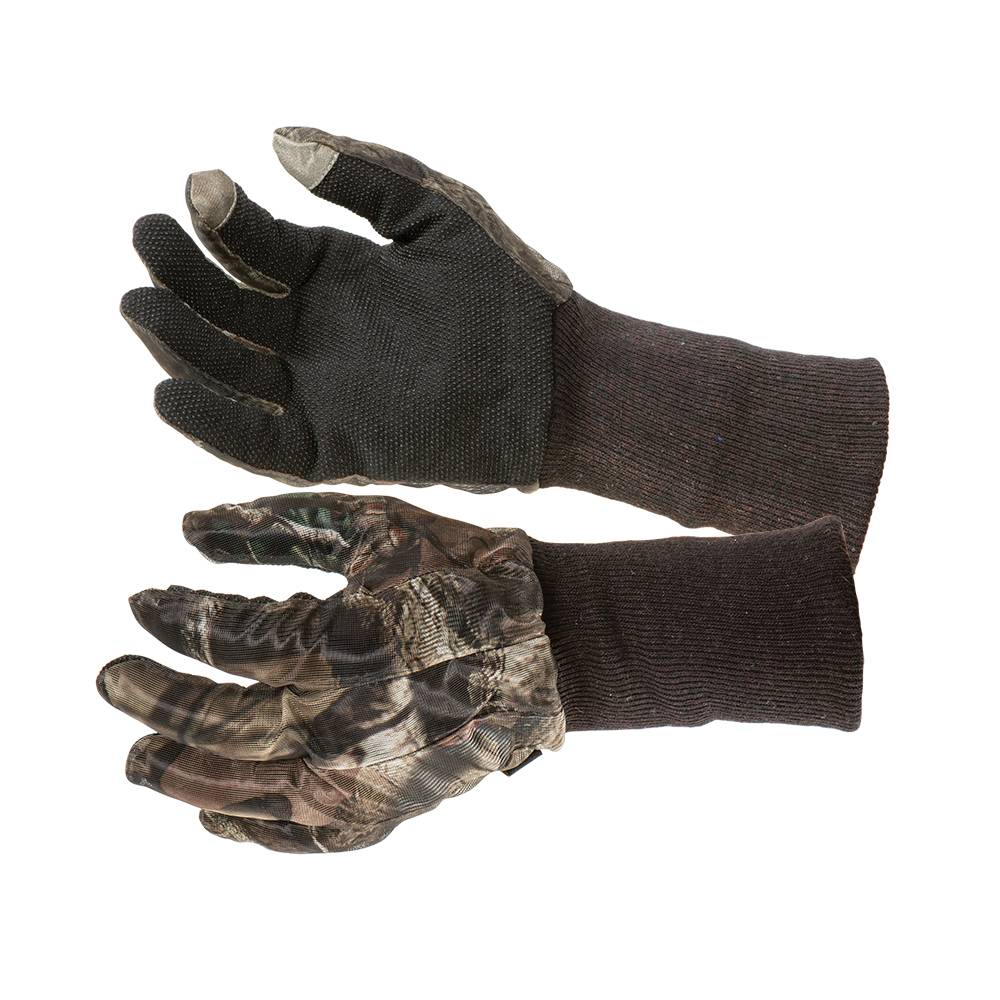 """Allen """"Dot Grip"""" Mesh Gloves w/ Extra Long Cuffs"""
