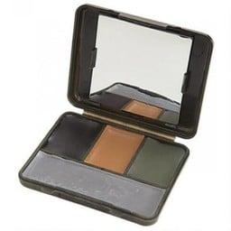 Allen Allen 4-Color Face Paint Camo Compact