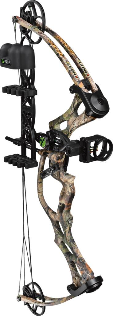 Hoyt Ruckus Package