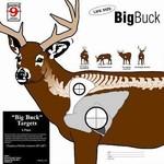 Big Buck Deer Target 28'' x 28'' (5-Pack)