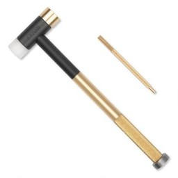 Lyman Lyman Brass Tapper Hammer w/ Drift Pin