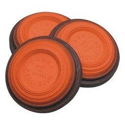 Lawry Orange Dome Trap and Skeet Targets (135-Count)